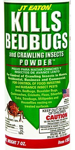 Does Baby Powder Kill Bed Bugs by Jt Eaton 203 Bedbug And Crawling Insect Powder With