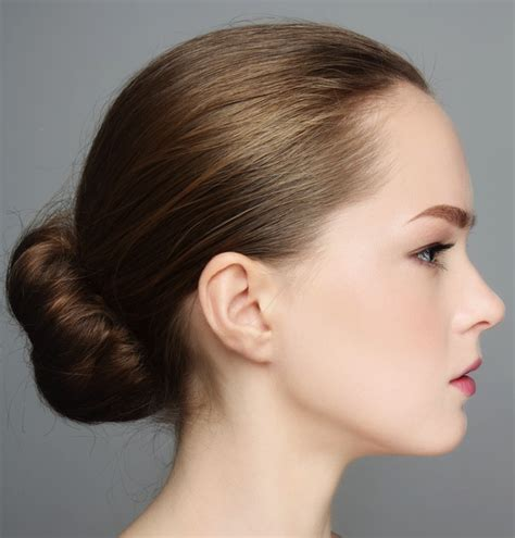 a hair style that i can still tie up bun intended the workaholic s go to hairstyle my