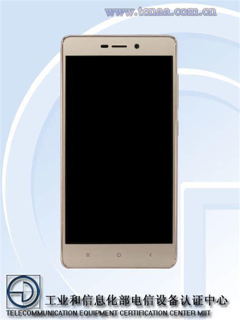 3s mobile xiaomi redmi 3s 4 bakal dilancarkan tidak lama lagi