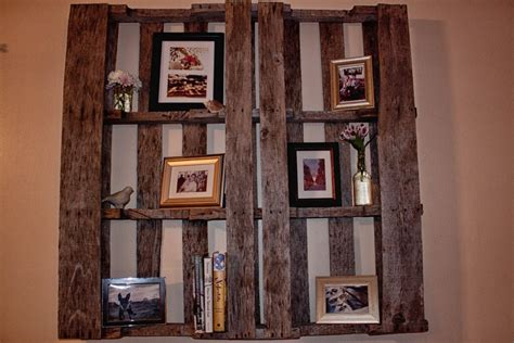 Shelf Made From Pallet by Pallet Shelves Ideas The Best Wood Furniture