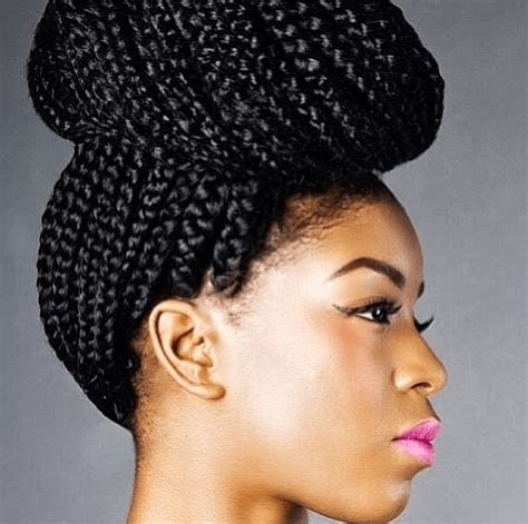 poetic justice braid bun techniques poetic justice braids styles how to do styling pictures