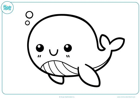 imagenes animales marinos para imprimir dibujos de animales marinos para colorear mundo primaria