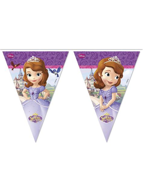 sofia the first printable birthday banner maxi pack anniversaire princesse sofia d 233 coration