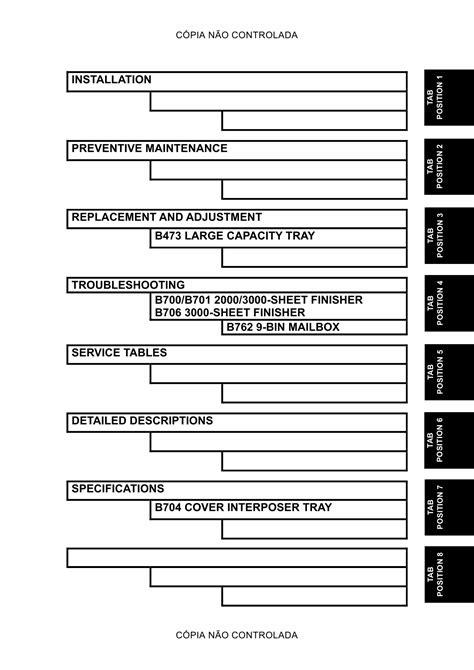 Ricoh Aficio 3260c 5560 B132 B181 B200 Service Manual