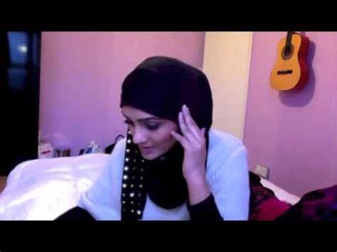 tutorial memakai jilbab pashmina youtube cara memakai jilbab pashmina youtube