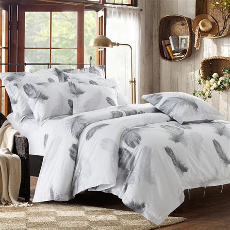 feather comforter sets reviews online shopping feather