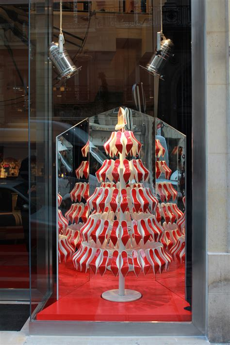 christian louboutin s christmas tree luxuo