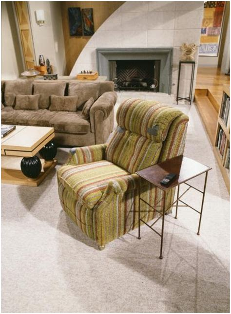 Living Room Series by The Most Iconic Chairs On Tv Chelseamamma