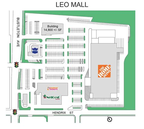 Home Depot Bustleton by Leo Mall 171 Posel Management Company