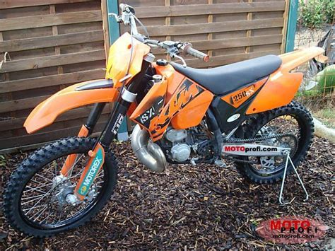 Ktm 250 Sx 2006 Ktm 250 Sx 2006 Specs And Photos
