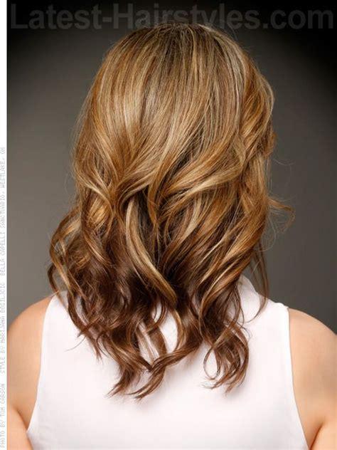 celebrity hairstyles blonde highlights sandy bronde medium golden brunette lowlights offer