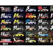 2013 NASCAR Authentics Die Cast Preview  YouTube