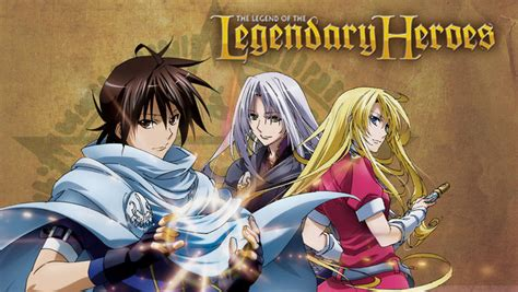 legend of the legendary heroes is legend of the legendary heroes aka available to