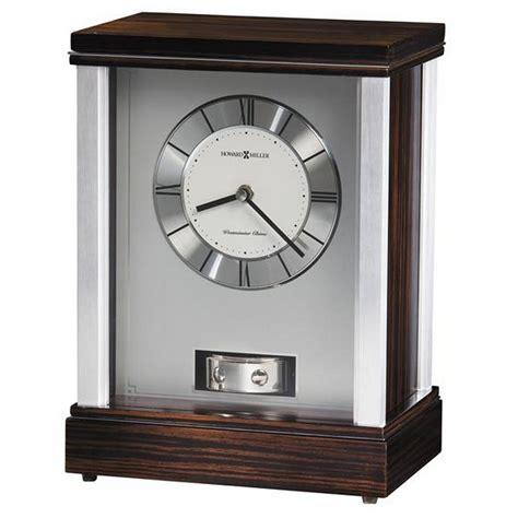 Roman Style Home Decor Howard Miller Gardner Mechanical Mantel Clock 635172