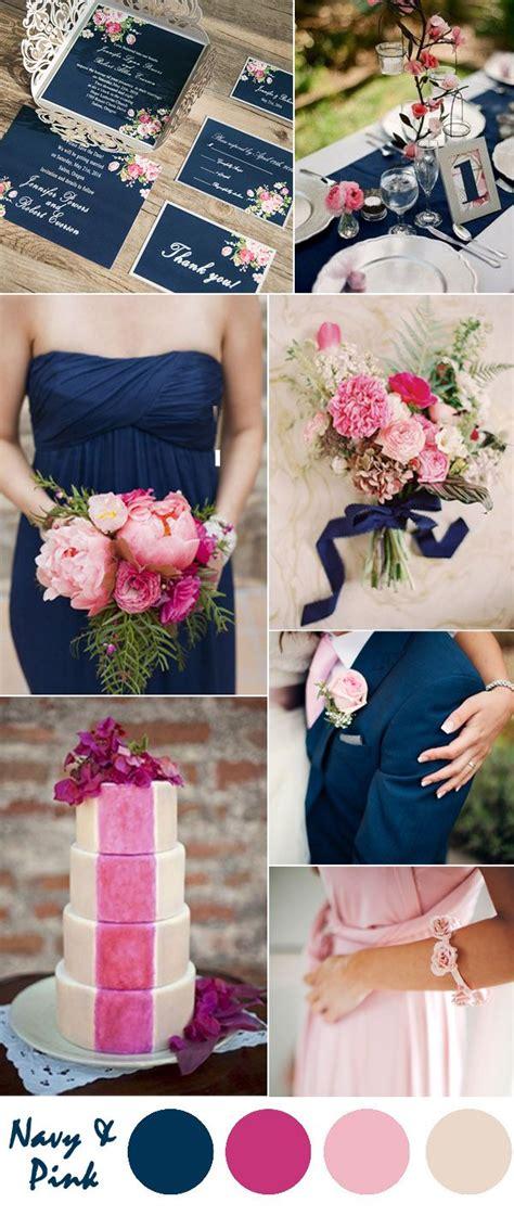 country wedding colors ten most gorgeous navy blue wedding color palette ideas