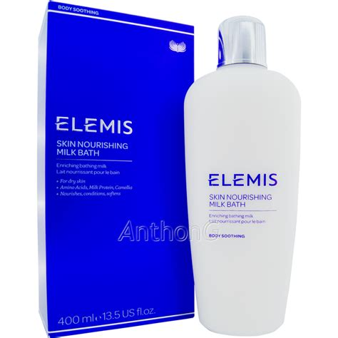 New Milk Bath Treatment Exfoliates Renews by Elemis Skin Nourishing Milk Bath Sale