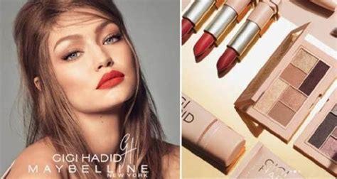 Maybelline Gigi Hadid Indonesia koleksi gigi hadid x maybelline hadir di indonesia