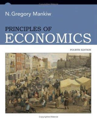 macroeconomics books principles of economics by n gregory mankiw southwestern