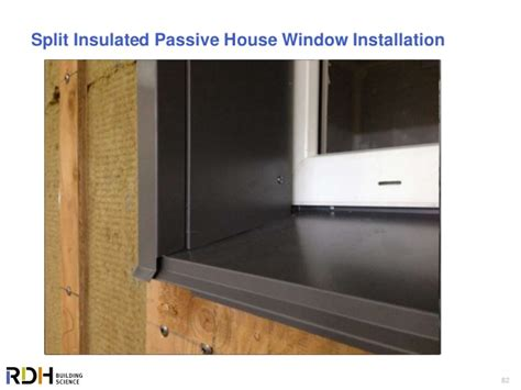 passive house windows canada the tradition and science of window installations where are we head