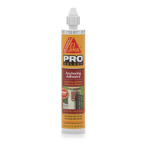 Sika Anchorfix2 Fast Curing Anchoring Adhesive 1 sika anchorfix 1