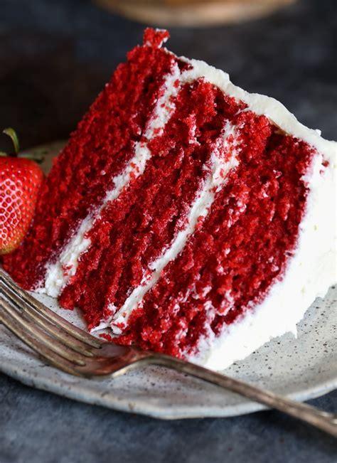 BEST Red Velvet Cake EVER   Tips and Tricks for this EASY