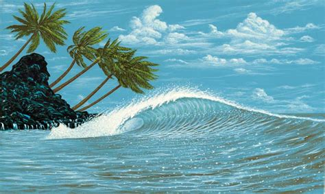 surf wall murals barreling wave surfing wall mural and removable sticker
