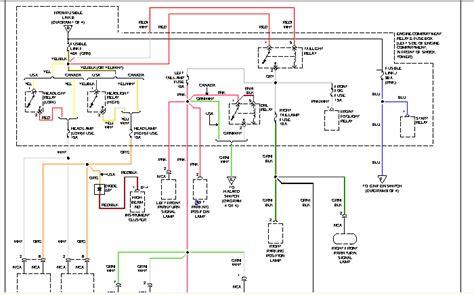 low beam headlight 2006 hyundai tiburon wiring diagram