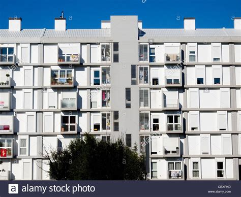 modern apartment building facade stock photo royalty free image 41770497 alamy