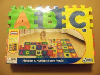 Imaginarium Play Mat by Imaginarium Alphabet Numbers Foam Puzzle Mat 36 On