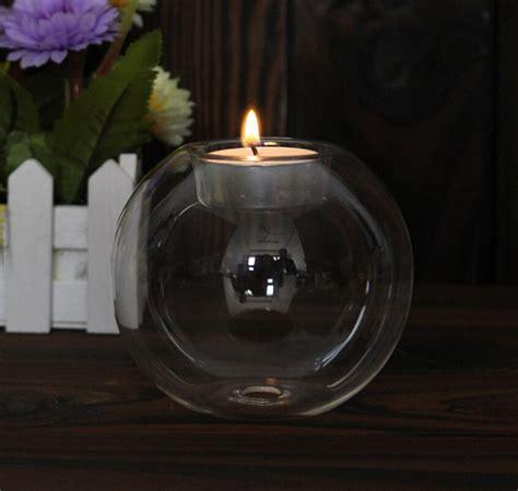 kerzenhalter glas hochzeit kaufen gro 223 handel hochzeit kerzenhalter aus china