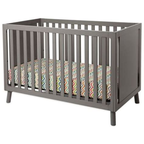 Delta Soho Crib by Buy Child Craft Soho 4 In 1 Convertible Crib In Grey From