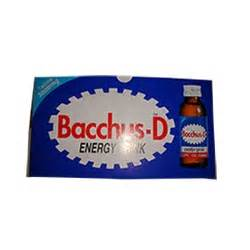 bacchus d energy drink review bacchus d energy drink
