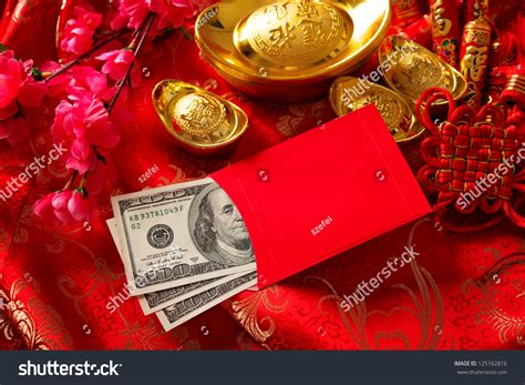 new year decorations with ang pow new year festival decorations packet or ang