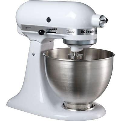Kitchenaid Spare Parts Usa Kitchenaid K45ss Classic Quart Stand White Mixer Kitchen