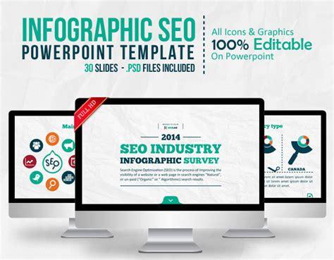 powerpoint themes kickass 20 kickass powerpoint infographic templates pixel curse