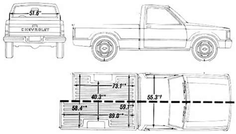 chevy truck bed dimensions 1993 chevy s10 stock engine 1993 free engine image for