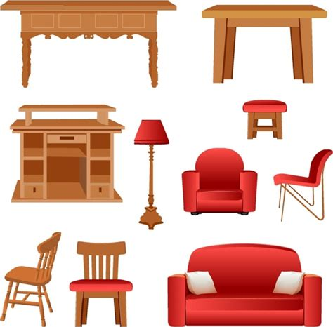 Furniture Free vector in Adobe Illustrator ai ( .AI ), Encapsulated PostScript eps ( .EPS