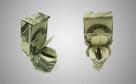 20 Dollar Bill Origami - 20 cool exles of dollar bill origami there is