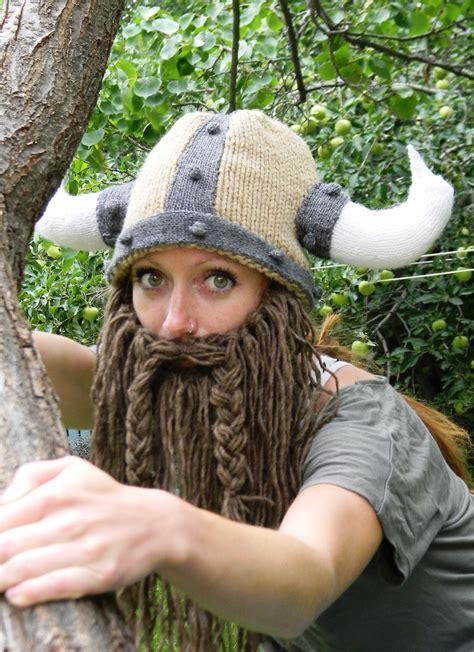 knit viking hat with beard pattern viking knit hat patterns a knitting