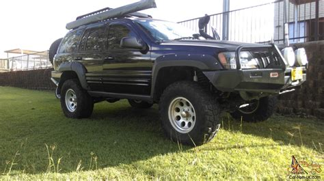 monster jeep cherokee jeep grand cherokee limited monster in qld