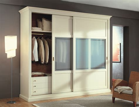 Closet Systems With Doors Charme Colors Path Italian Painted Ivory Wood Wardrobe