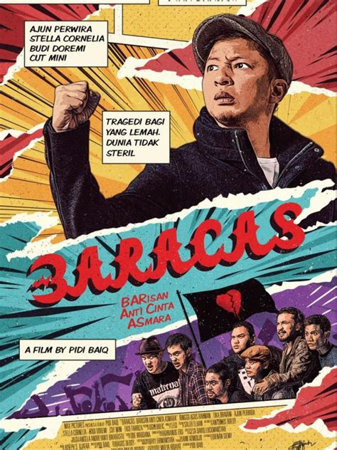 film komedi panas sutradara pidi baiq tanpa lawak baracas tetap jadi film