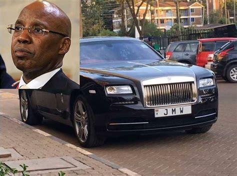 roll royce kenya 5 photos of kes 31 million rolls royce wraith that kenya s