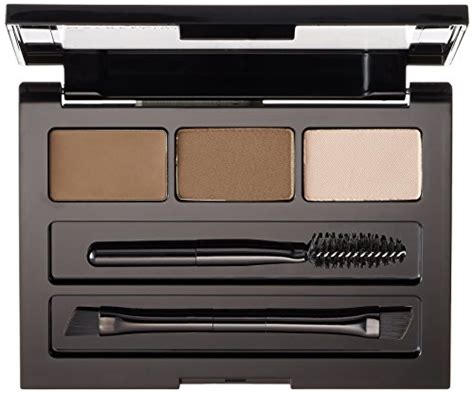 Maybelline Eyebrow Palette maybelline new york brow drama pro eye makeup palette soft brown 0 1 ounce maybeline new
