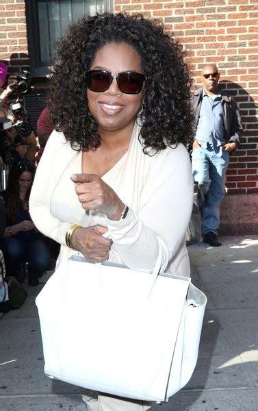 Winfrey Dedicates Show To Late by Oprah Winfrey Photos Oprah Winfrey At Late Show With