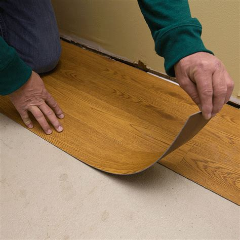 how to install vinyl plank flooring on concrete base