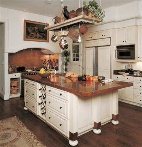 Copper Kitchen Countertops by Cool Copper Bringing This Gorgeous Metal Into Your Home