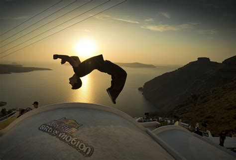 free style stunts red bull parkour youtube