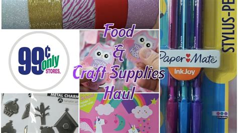 99 cent store valentines day food s craft supplies 99 cents only store haul