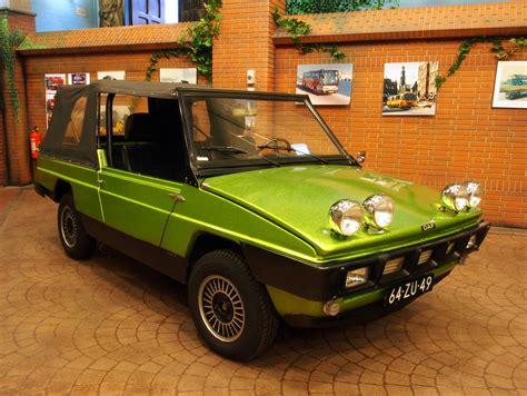 lada siluro daf buggy 1971 concept cars